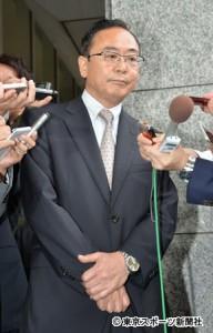 櫻井翔の父・櫻井俊事務次官 都知事選出馬を否定「器ではない」