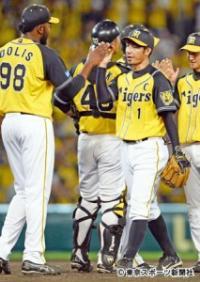 阪神・鳥谷 4試合連続スタメン落ちも代打で復調モード