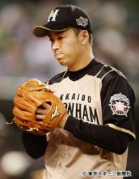 日本ハム・斎藤佑樹が二軍落ち 西武戦先発で今季最短KO