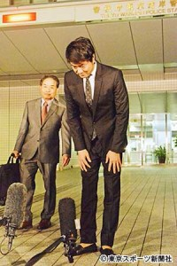 高知被告「妻と早く会いたい」発言の真意 離婚届はすでに高島礼子の手元に
