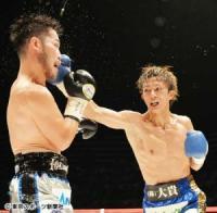 【WBAダブル世界戦】Lフライ級王者・田口が宮崎を一蹴しV4「最初から自分のペース」