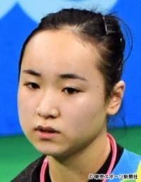 【卓球・全日本選手権】伊藤美誠が5回戦敗退「悔しいというか、もったいない」