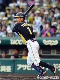 阪神・鳥谷が今季初のスタメン落ち 金本監督「調子が落ちていた」