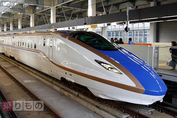 北陸新幹線利用実績発表 金沢駅は富山駅の倍