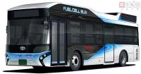 トヨタ、燃料電池バスを2017年発売 都営バスで来春導入へ 災害時は電源にも
