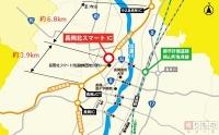 新ICで企業誘致なるか 北陸道 長岡北スマートIC、3月25日開通