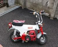 ホンダ「モンキー」よりもミニ 公道走れる世界最小バイク、納車は宅配便(写真7枚)