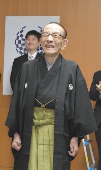 「笑点」卒業の桂歌丸に文部科学大臣表彰 春風亭昇太は「期待通りの司会」