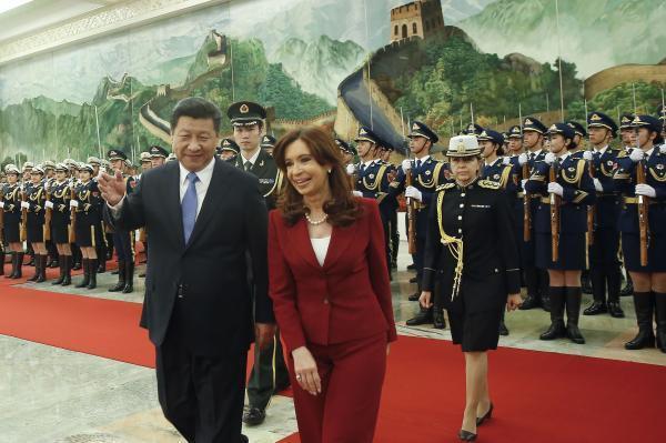 アルゼンチン大統領が国内の反対勢力に反論、「中国を批判する者は愚かだ」―中国紙