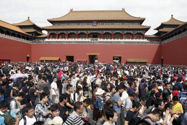 北京市、5年後の人口を2300万人に抑制―中国