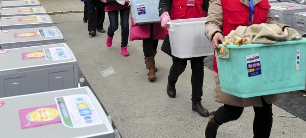 洗濯機の6割が洗浄能力に問題 中国消費者協会が指摘