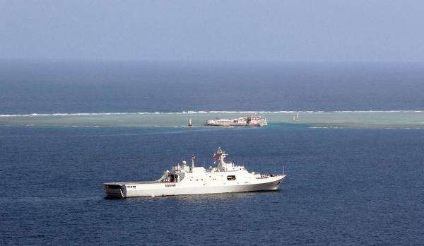 南沙諸島付近のフィリピン軍事基地改造、日本が支援か―中国報道
