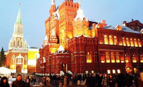 ロシア、14年に中国からの観光客40万人に 初めてドイツ上回る