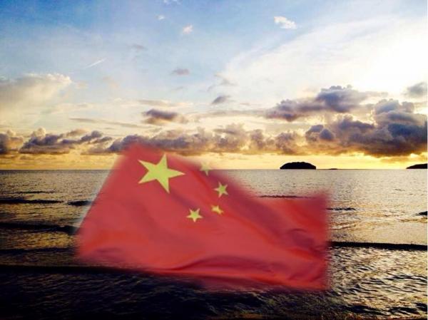 パラオの日本軍沈没船「石廊」に中国国旗、ダイバーが結びつけた?中国ネットは「日本人のヤラセ」「どこでも国旗掲げるのって…」