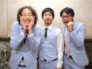 GAG少年楽団が2月14日(土)に単独ライブとコント寄席を開催!! 3人のコントへのアツい思いを直撃インタビュー!!