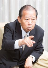 二階新幹事長、すべてを語った120分「総裁任期延長論を批判した石破茂に反論」