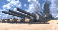 46cm主砲の内部まで見られる! 実物大で蘇った「VR戦艦大和」に乗艦してきた