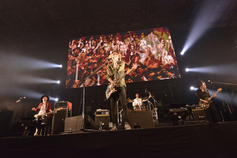 【PHOTO】YEN TOWN BAND、しゃちほこら、CDJ 15/16 2日目...