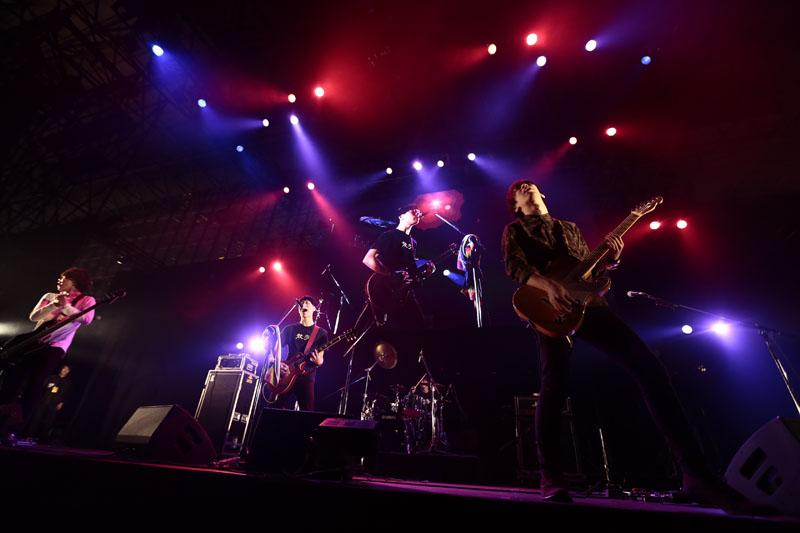 【PHOTO】TETSUYA、GRAPEVINEら、CDJ 15/16 2日目/写真レ...