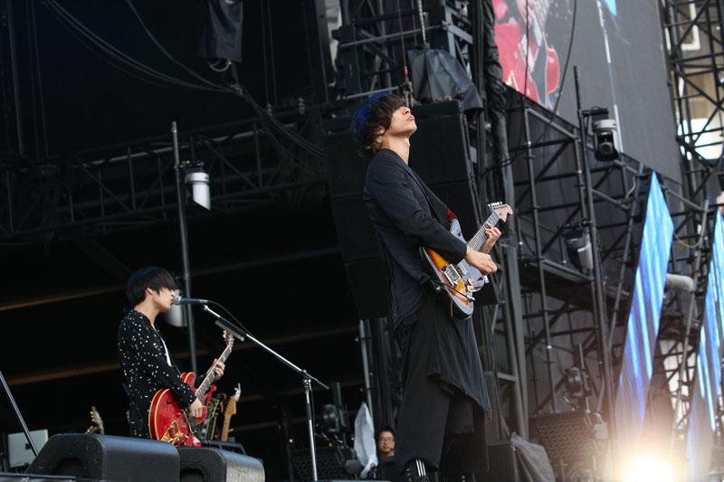 【PHOTO】RADIOHEAD、イエモン、サカナクションら出演 サ...