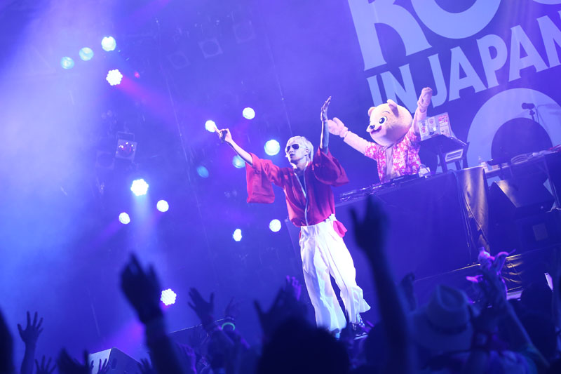 【PHOTO】黒木渚、SUPER BEAVERら、RIJF2016 最終日/写真...