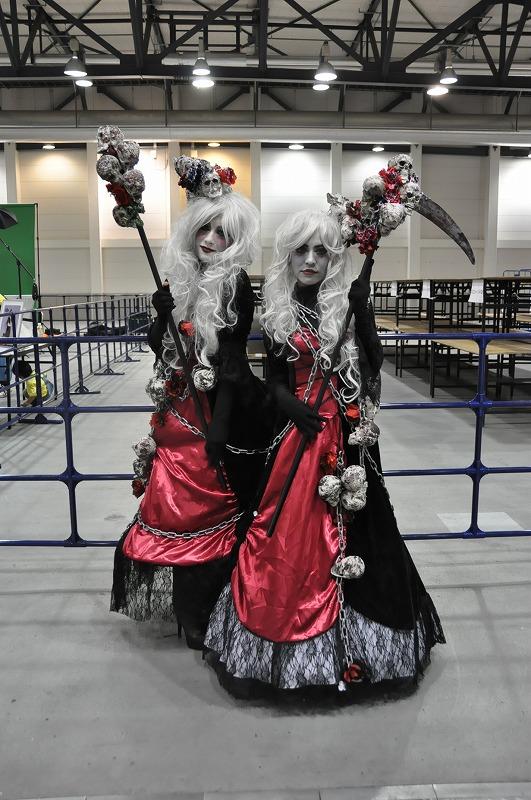 VAMPS主宰ハロウィンイベント来場者スナップ2016<神戸初...