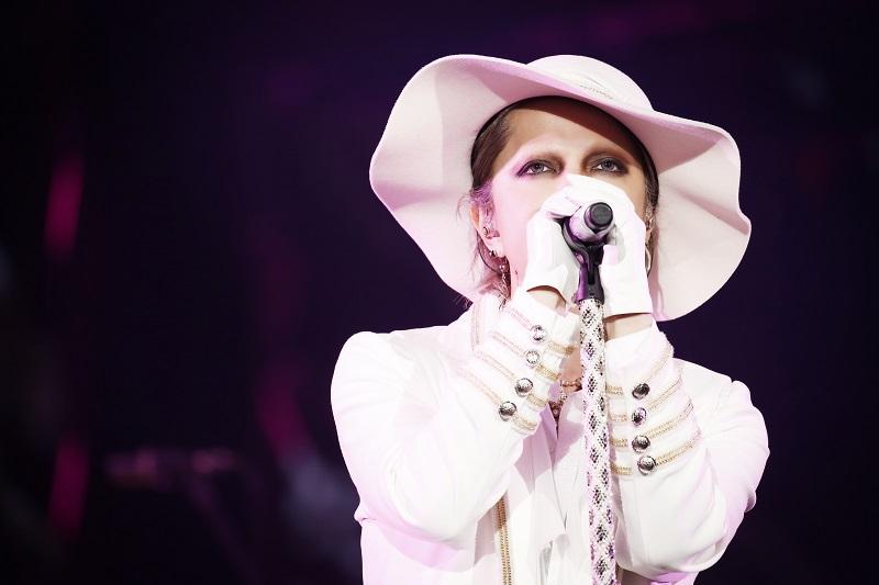 L'Arc~en~Ciel 25周年ライブ「みんなの今日の笑顔に会う...