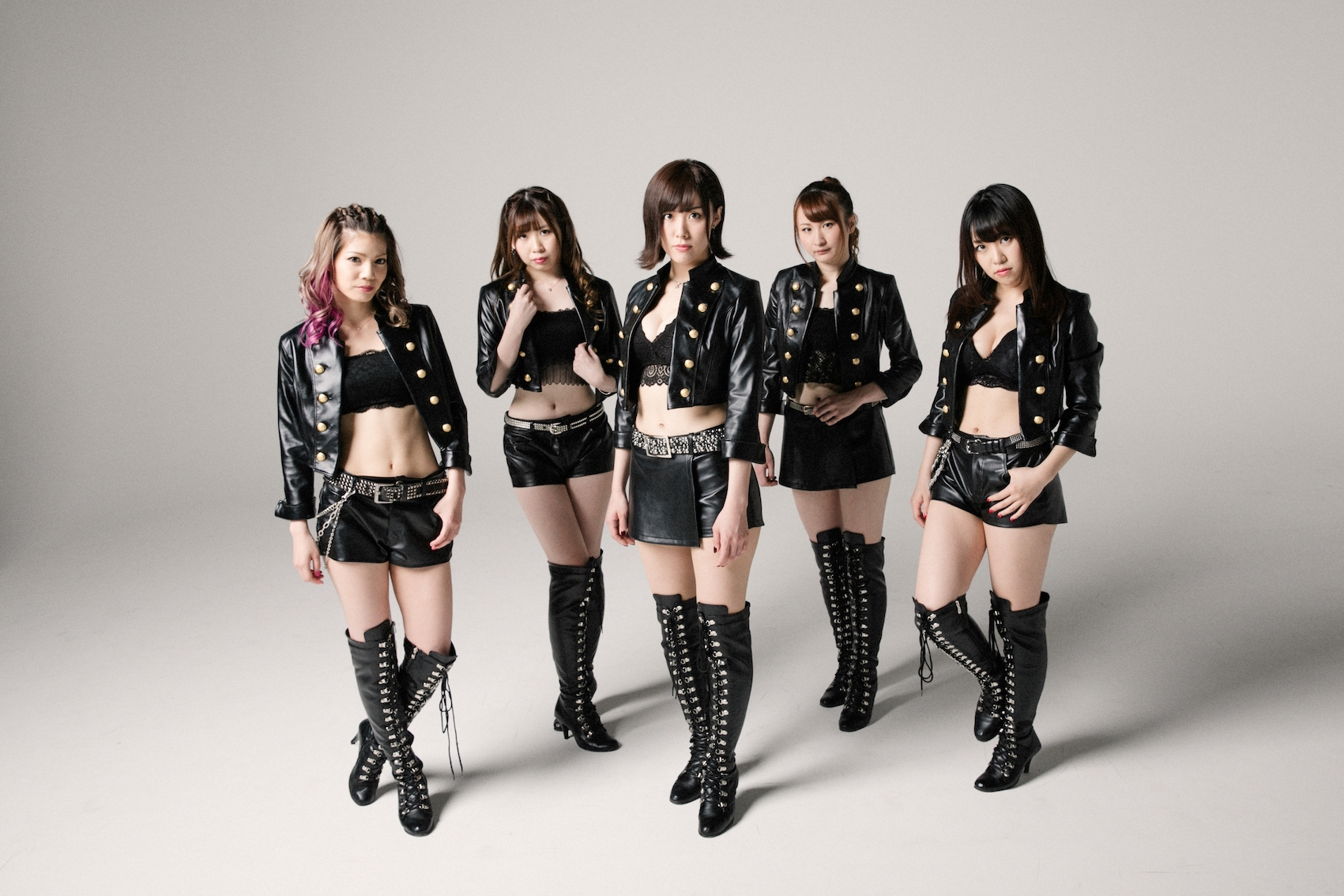 アイドルとロックバンドの境界線を壊すCANDY GO!GO!の新曲...