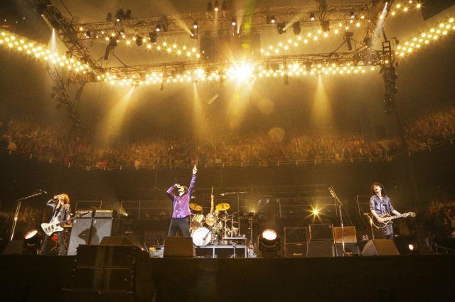 日本が誇るモンスターバンド、THE YELLOW MONKEY