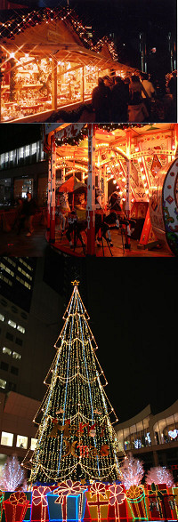 本場ドイツの「クリスマスマーケット」を日本で