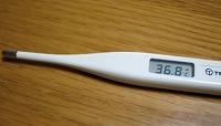 何℃になったら微熱というのか?