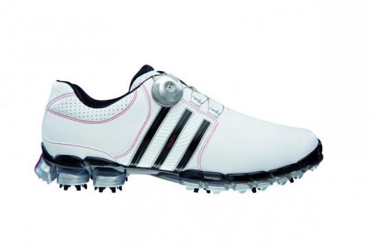 アディダス ゴルフ史上最高のホールド性能と簡単な着脱を実現したスニーカー「adifit 360 boa」