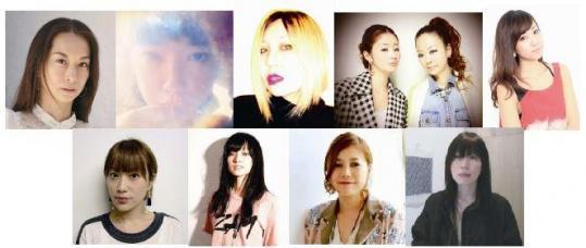 女性ファッションデザイナーを応援する「WOMANS」ルミネ新宿にて開催