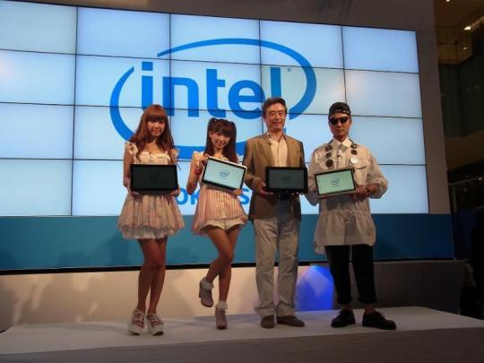 インテルの最新技術を体感できるイベント「エクスペリエンス インテル」開催中