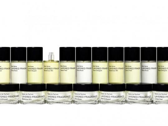 香りを重ねるフレグランスブランド「レイヤードフレグランス(LAYERED FRAGRANCE)」がキャンドルを新発売