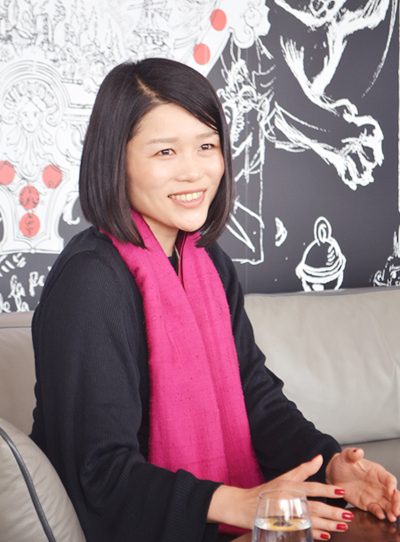 「感動を共有したい」 という衝動が、仕事の原動力 / ピエール・エルメ・パリ 近藤清香さん インタビュー