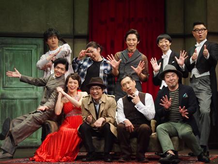 オリヴィエ賞の最優秀コメディが日本人キャストで開幕