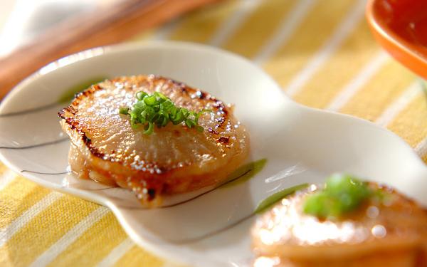 10分で完成! 野菜もお肉も摂れる「大根の豚肉サンド」