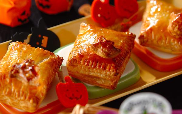 手作りお菓子でハロウィン! 「パンプキンパイ」