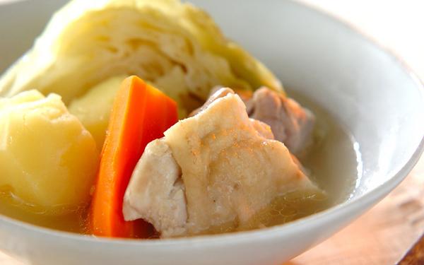 多忙な日々を乗り切る魔法のスープ! シンプルポトフ