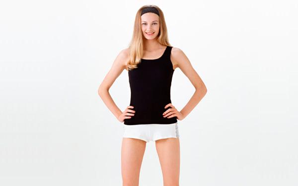 下半身痩せに即効性あり! 正しいスクワットのやり方を伝授します