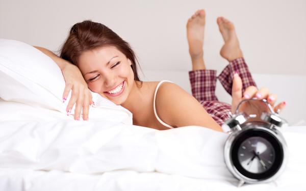 すがすがしい朝を実現! 気持ちよく起きるための秘訣
