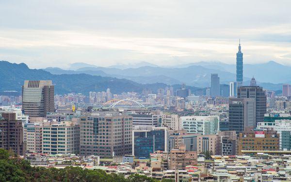 台湾の景色