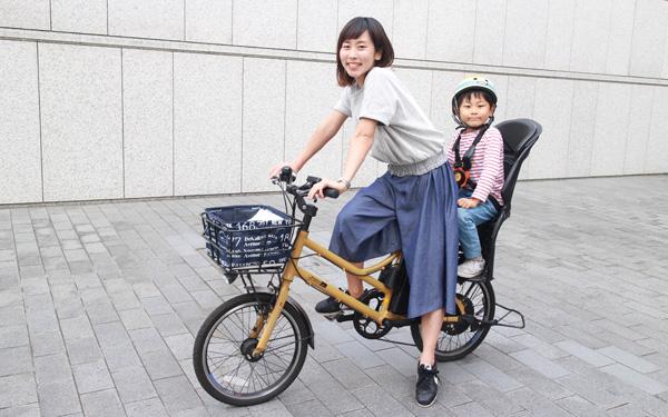 子供乗せ電動アシスト自転車 ...