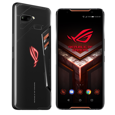 ASUS ROG Phone black