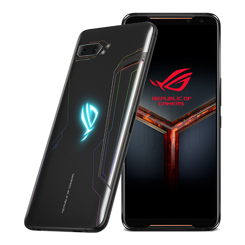 ASUS ROG Phone Ⅱ 512GB black