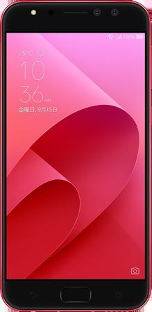 ASUS ZenFone 4 Selfie Pro (red)