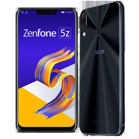 ASUS ZenFone 5Z shinyblack