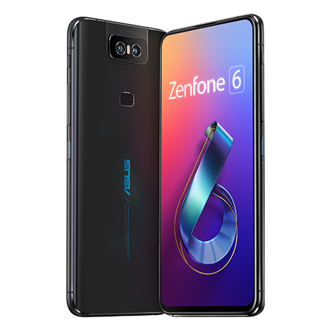 ASUS ZenFone 6 (128GB) black