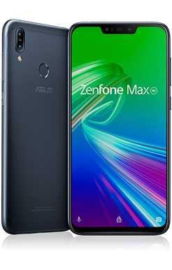 ASUS ZenFone Max (M2) (black)